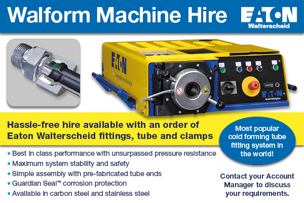 Walform Machine Hire