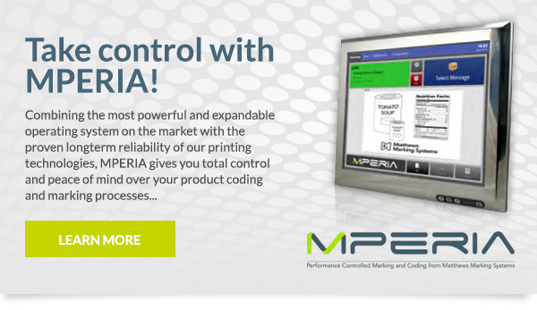 Take control with MPERIA!