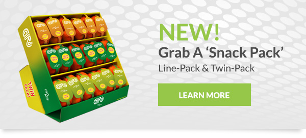 NEW! Grab a snack pack