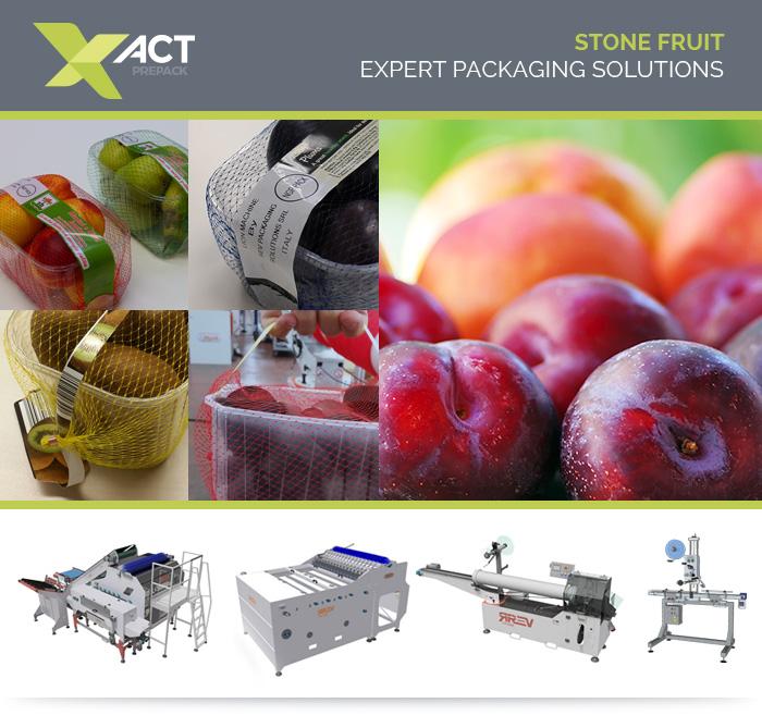 Stone Fruit Header